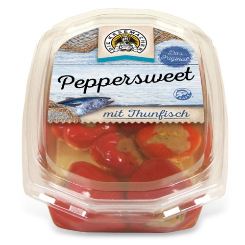 Peppersweet filled with tuna