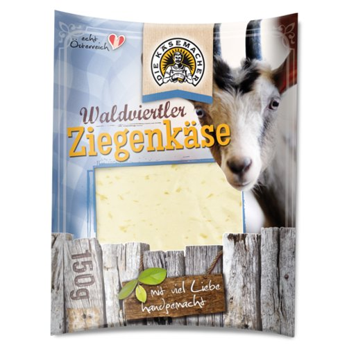 Waldviertler goat's milk cheese