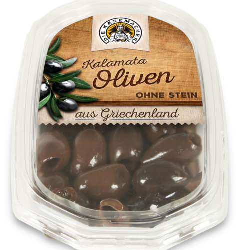 Pitted Kalamata olives from Greece