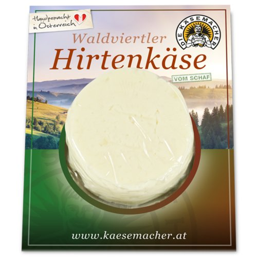 Waldviertler sheep's milk farmhouse cheese
