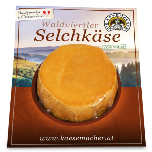 Waldviertler smoked cheese